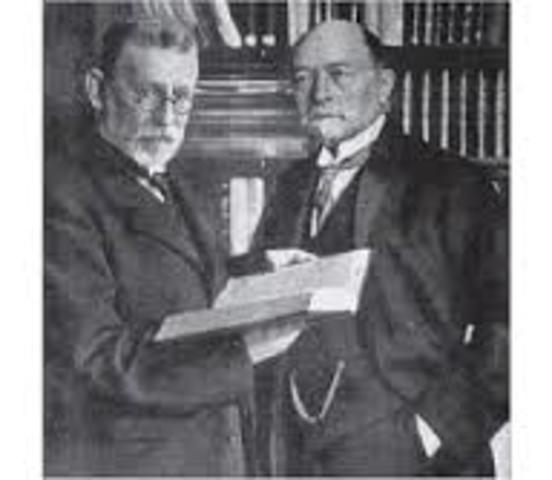 Emil von Behring y Emil von Behring