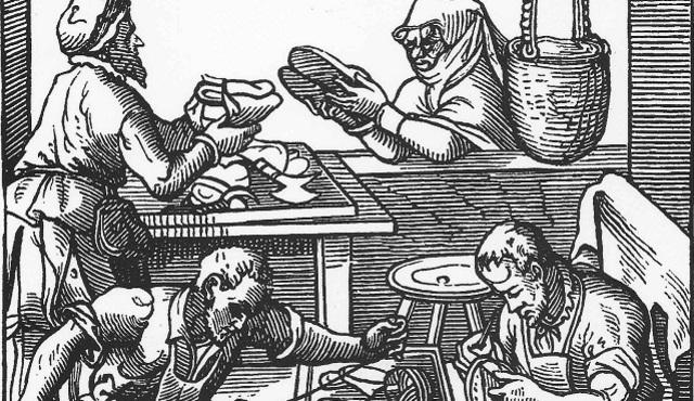 Derecho Comercial: Guildas, Hansas y Corporaciones