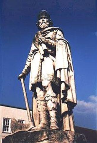 Político: Invasión Vikinga a Inglaterra