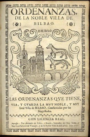 Derecho Comercial: Ordenanzas de Bilbao