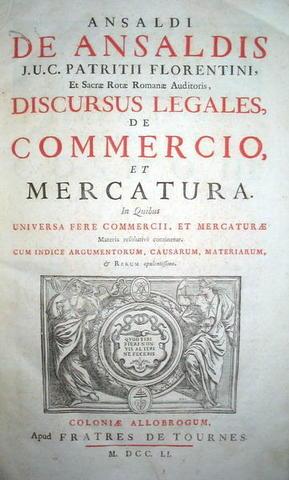 Derecho Comercial: Doctrina