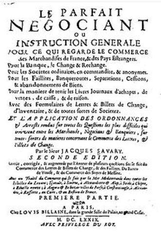 Derecho Comercial: proclamación del código de comercio terrestre francés