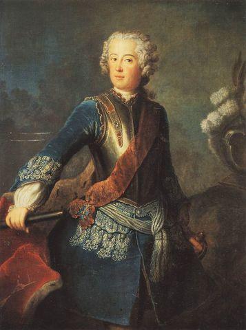 Político: Impulso codificador de Federico de Prusia