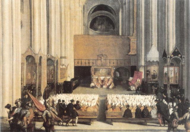 Política: Concilio de Trento