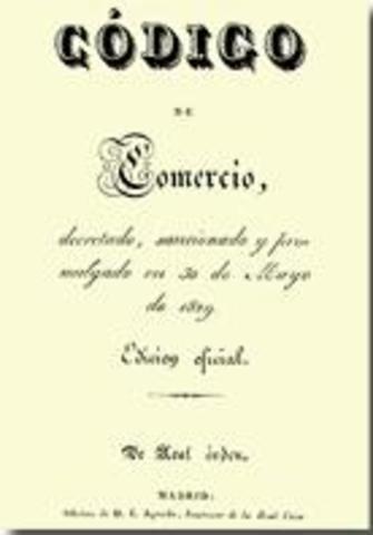 Derecho Comercial: código de comercio españa