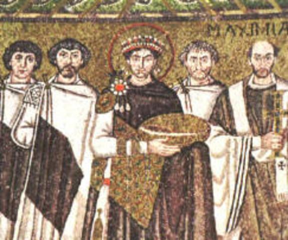 Derecho: Compilación Corpus Iuris Civilis