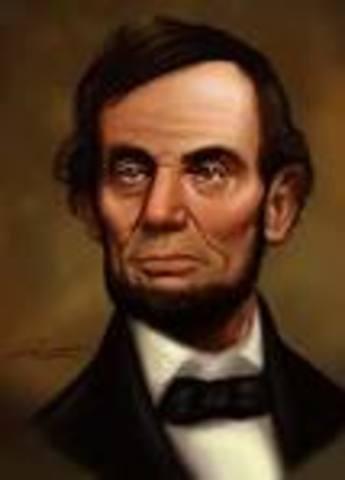 LA MUERTE DE ABRAHAM LINCOLN