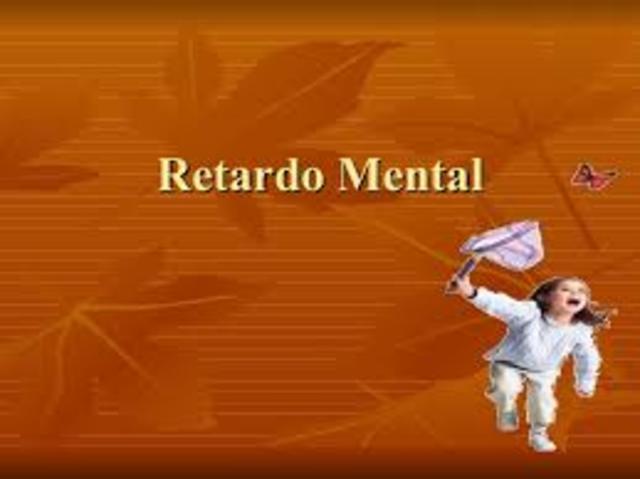 primer programa de estudio sobre la Deficiencia Mental