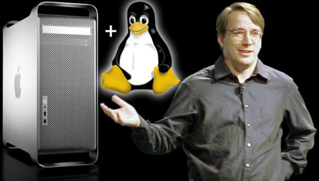 Linus Torvald.