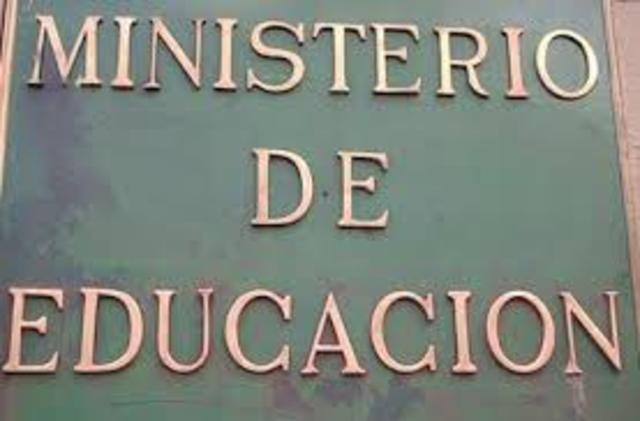 Comisión Ministerial de Educación N° 18, Diagnostico de la realidad de la Educación Especial, ministerio de Educación;  Santiago,  Chile 1974