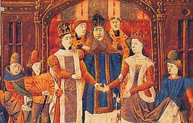Derecho Comercial: dinastía merovingia
