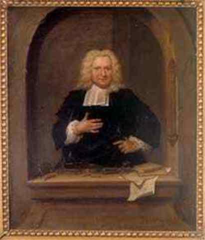 Pieter van Musschenbroek (Botella de Leyden)