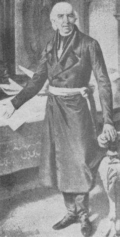 Father Miguel Hidalgo y Costillo