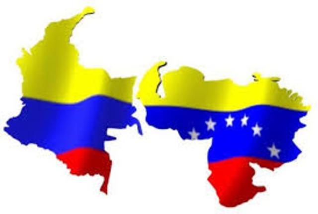 Avances en Colombia y Venezuela