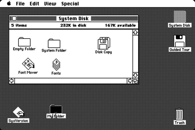 Mac OS System