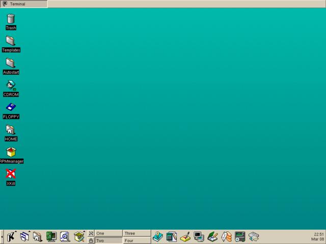 Mandrake Linux