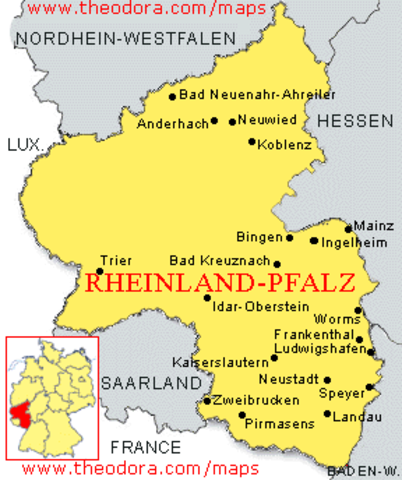 Troop Buildup in the Rhineland