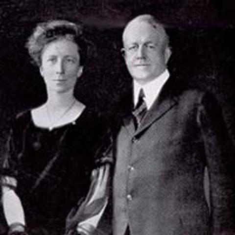 Frank y Lilian Gilbreth.