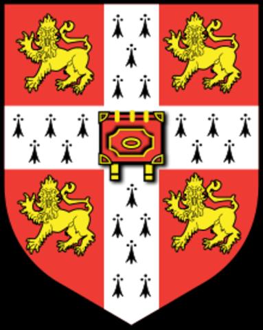 Universidad de Cambrigde - Inglaterra