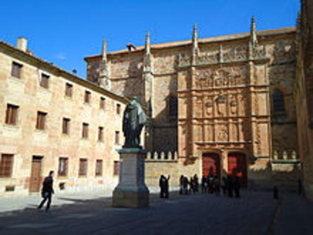 Universidad de Salamanca - ESPAÑA