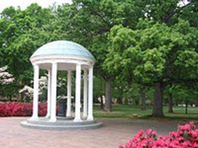 Universidad de Carolina del Norte
