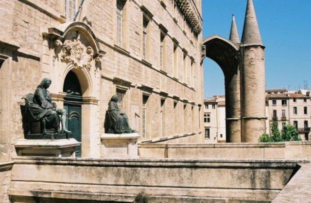 Universidad de Montpellier - FRANCIA