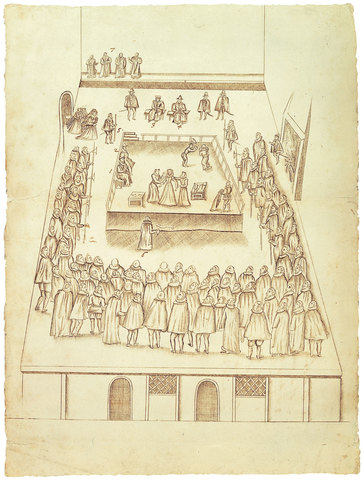 The Execution of Mary, Queen of the Scots