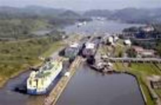 CONSTRUCCION DEL CANAL DEL PÁNAMA