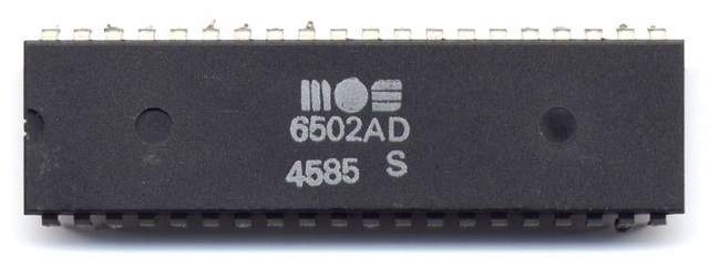 MOS 6502