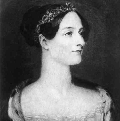 Publicacion de la maquina analitica por Ada Lovelace