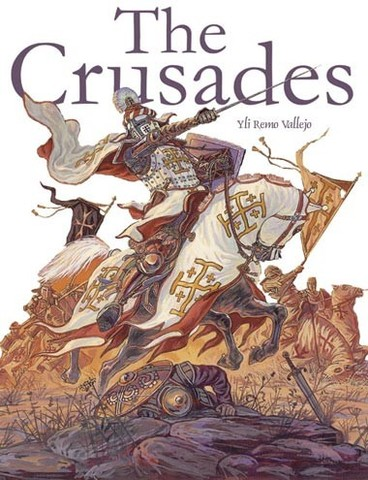 Crusades are fought
