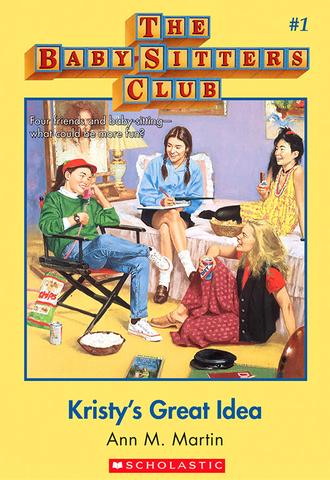 Babysitters Club series