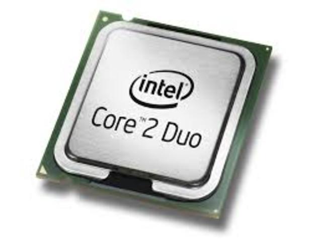 Microprocesador Core Duo