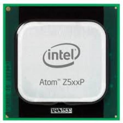 Microprocesador Atom