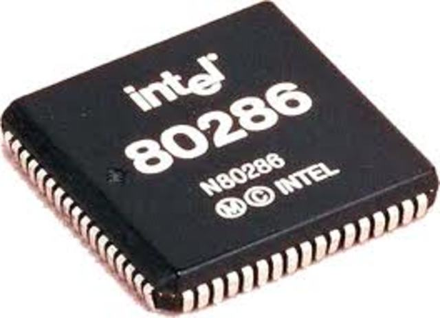 •1982: El Intel 80286