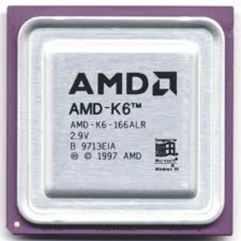 •1991: El AMD AMx86