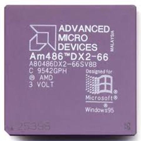 Microprocesador AM486