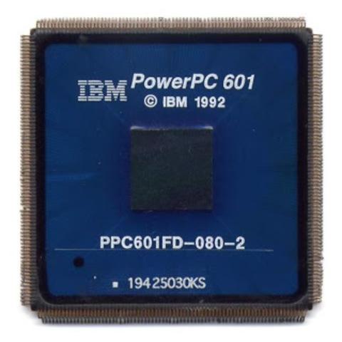 1993: PowerPC 601