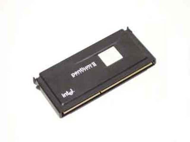 •1997: El Intel Pentium II