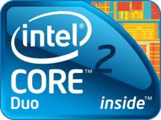 •2006: EL Intel Core Duo