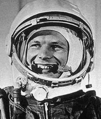 Youri Gagarine : le premier homme dans l'espace