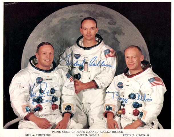 Apollo 11 : objectif Lune