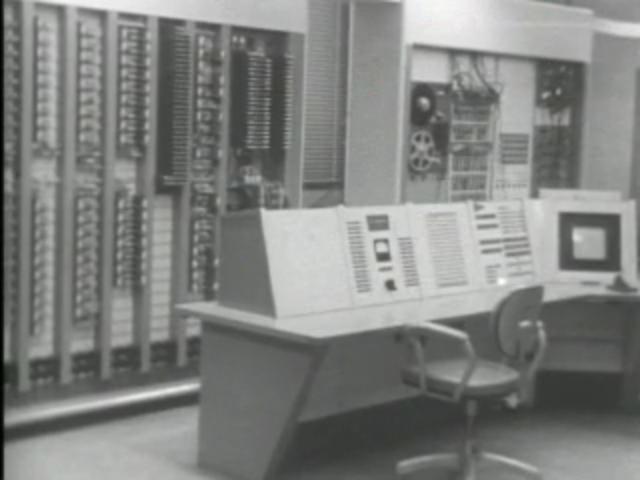 Primera computadora en usar transistores