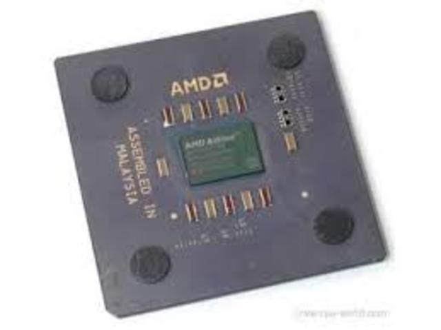Microprocesador Athlon  (K7)