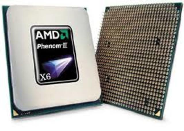 Microprocesador Phenom K10