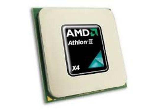 Microprocesador Atholon II