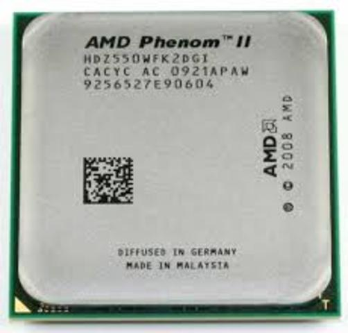 Microprocesador  Phenom II