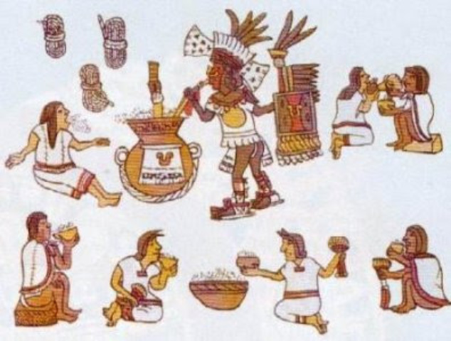Domesticación del Maguey (2500 a.c )