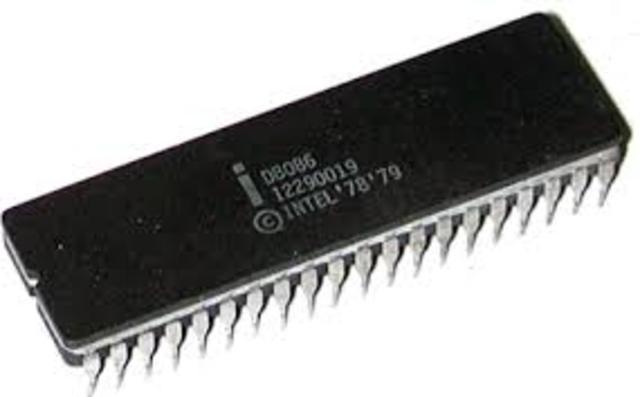 Microprocesadores 8086 y 8088