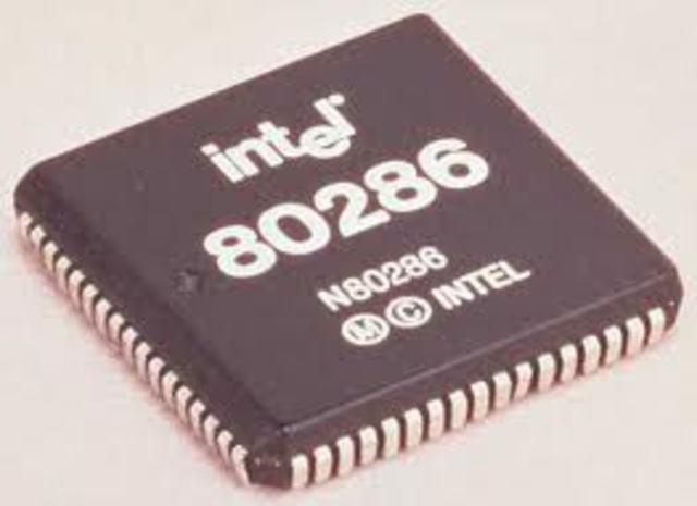 Microprocesador Intel 80286